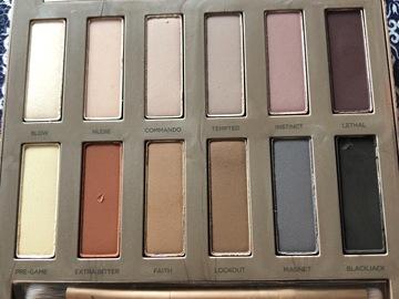 Venta: Paleta Naked Ultimate Basics