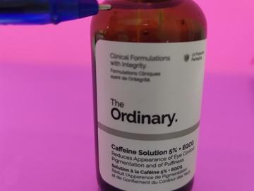 Venta: Con regalo. Caffeine solución 5 ℅ + EGCG