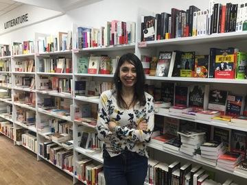 Actualité: La librairie : Des gens qui lisent
