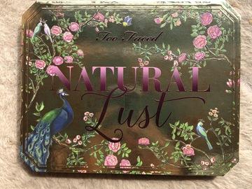 Venta: Paleta Natural Lust de Too Faced