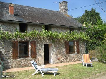 Location par mois: Maison F4 - Teurtheville bocage (90m²)