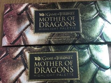 Venta: Paleta de iluminadores UD Game of Thrones