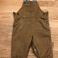Selling with online payment: Bow & Arrows Dungarees, age 3-6 Mths