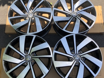 Selling: Set of 4 2019 VW Jetta GLI Autobahn Wheels