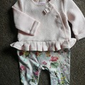 Selling with online payment: Ted Baker all in one, age 3-6 Mths