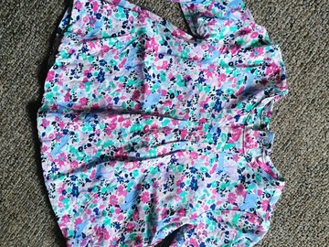 Selling with online payment: Joules top, age 1-3 Mths