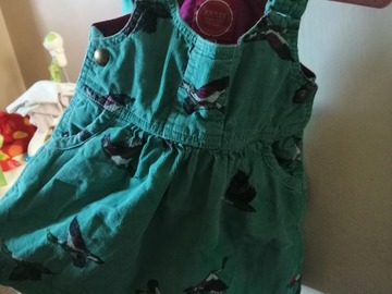 Selling with online payment: Joules dress, age 3-6 Mths