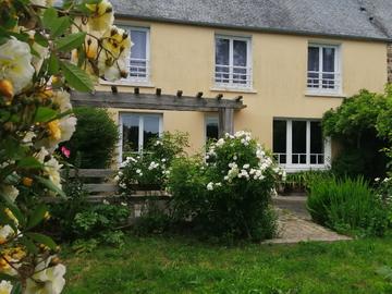 Location par jour: Maison F4 - Saint Maurice en cotentin (150m²)