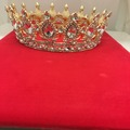 Buy Now: 50 pcs -- Full Rhinestone Crowns-  $6.00 each-- Retail $20-$40.0