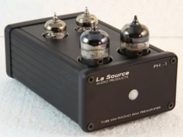 Sale: ampli phono à lampe haute qualité
