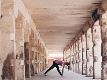 Class Offering: Hatha yoga - 1.5 hour