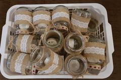 Ilmoitus: Tuikkukipot ja led kynttilät, 22 kpl