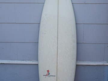 For Rent: 6'2 thruster