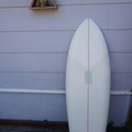 For Rent: 5'7 sweetish fish by Travis Reynolds. Experienced surfers only
