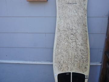 For Rent: 8'0(?) Meyerhoffer modern longboard