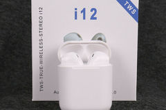 Buy Now: (20) TWS i12 Bluetooth 5.0 Earphones Wireless Smart Touch Control