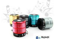 Liquidation Lot: (40) Mini Bluetooth Speakers