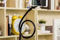 Buy Now: (100) Flexible Cell Phone Holder 360 Degree Lazy Bracket Mount