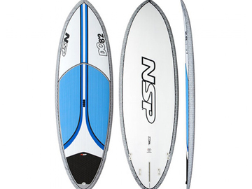 "For Rent: NSP 8'2"" SUP DC Waveboard"