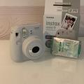 Ilmoitus: Fujifilm Instax Mini 9, polaroidkamera