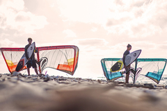 Course: Kitesurfing Lessons & Rental Combo - Beginners