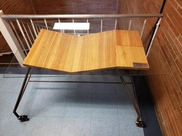 Produkte Verkaufen: DIRTT Table 04 (Glass, Wood and Metal)