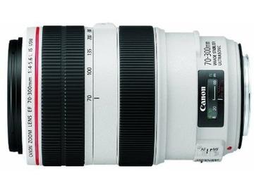 Vermieten: Canon EF 70-300m F4-5.6 L IS USM
