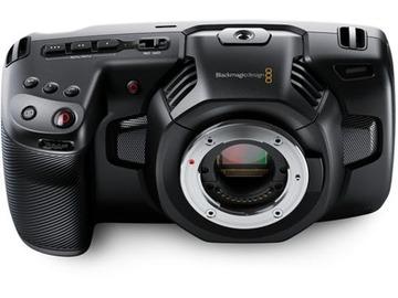 Vermieten: Blackmagic Pocket Cinema Camera 4K BMPCC4K