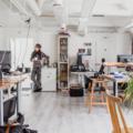 Vuokrataan: Workstation + Studio in Vallila 200€ + ALV