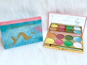 Buscando: Busco paleta de ojos Treasures of the Lagoon de Besame cosmetics