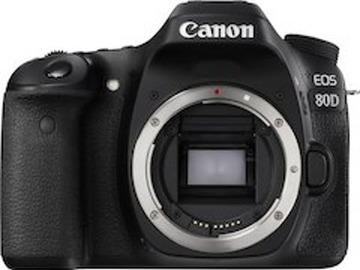 Vermieten: Canon EOS 80D