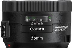 Vermieten: Canon EF 35mm F2 IS USM