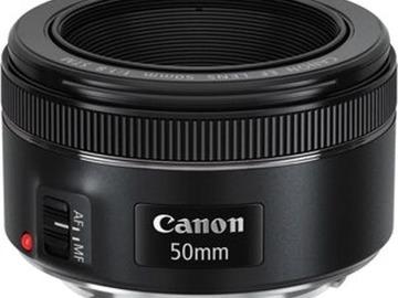 Vermieten: Canon EF 50mm F1.8 STM