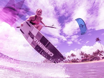 Instructor: Private Kitesurfing Lessons - Advanced