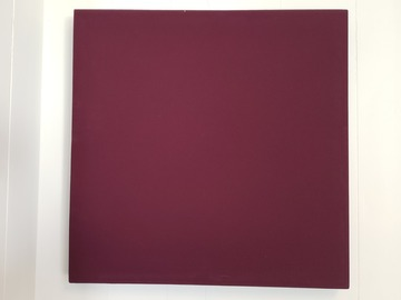 Selling Products: Square Noise Reduction Acoustic Panels (Burgundy)