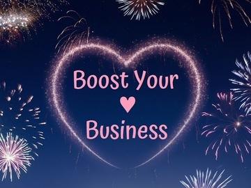 Workshop Angebot (Termine): Visionswerkstatt - Boost Your ♡-Business