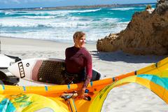 Course & Accomodation: 3 weeks Kite Wave Safari Australia