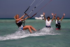 Course & Accomodation: Kite Camp Taiba incl. 7 days Accommodation, Lessons and Equipment
