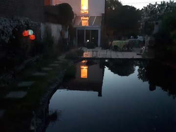 NOS JARDINS A LOUER: Loue jardin sauvage avec petit étang