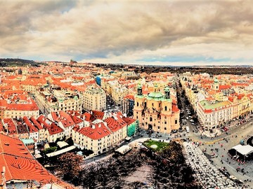 Offering with online payment: Prague Private Guide
