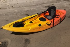 Monthly Rate: Sunset Fishing Kayak