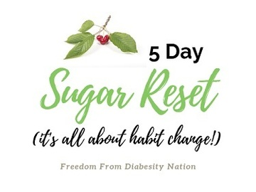 Coaching Session: 5-Day Sugar Reset Challenge