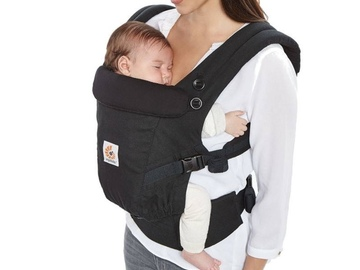 Rent by day: Porte bébé physic ERGOBABY ADAPT (0 à 20kg)