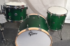 SOLD!: SOLD! Gretsch Brooklyn drum set 24/13/16 New Demo