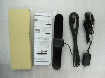 Buy Now: HD & Digital Indoor Amplified TV Antenna  -50 Miles Range