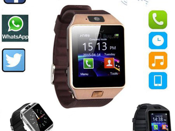 Buy Now: (30) DZ09 Bluetooth Smart Watch For Android iPhone Samsung