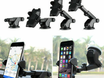 Buy Now: (100) 360° Rotating One-touch Window Mount