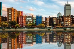 Daily Rentals: Boston MA, Non-tandem parking spot in heart of the Back Bay
