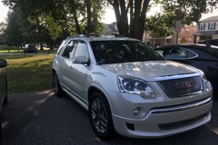 Owner/Supplier: GMC Acadia from Media Pa to Palm Springs CA