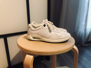 Selling: ECCO white sneakers s. 36, perfect condition